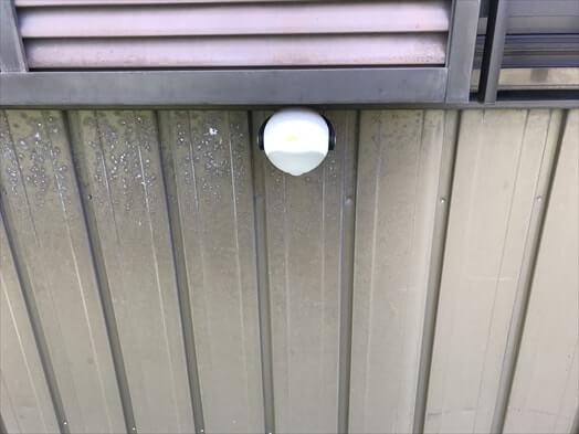 ASL-090防雨なので屋外でも使用可能